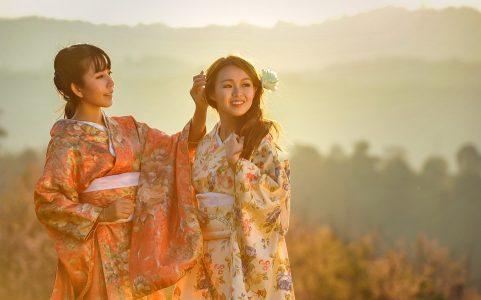 femmes japonaises geishas